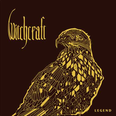 WITCHCRAFT - Legend cover 