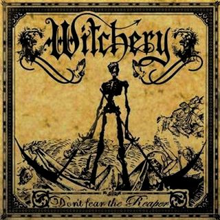 WITCHERY - Don't Fear the Reaper cover