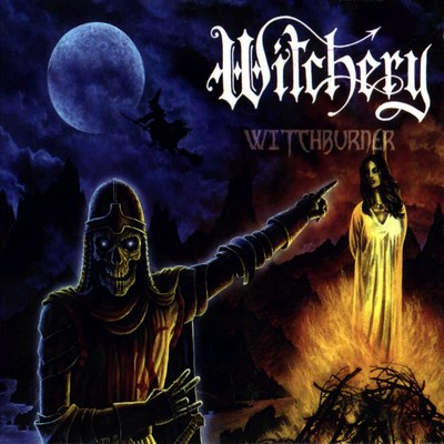 WITCHERY - Witchburner cover