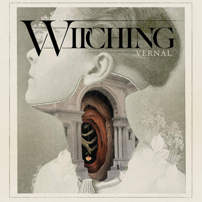 WITCHING - Vernal cover