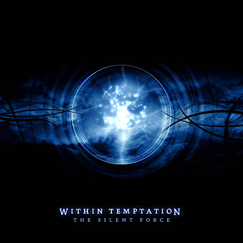 WITHIN TEMPTATION - The Silent Force cover
