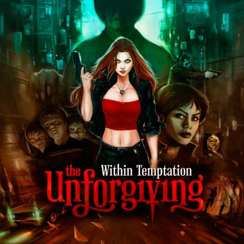 WITHIN TEMPTATION - The Unforgiving cover