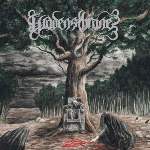 WODENSTHRONE - Curse cover