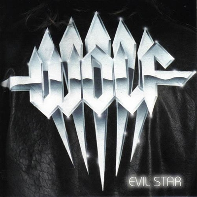 WOLF - Evil Star cover