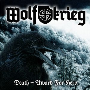 WOLFKRIEG - Death - Award for Hero cover