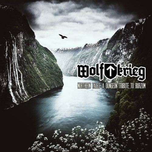 WOLFKRIEG - Northern Tales: A Dungeon Tribute to Burzum cover