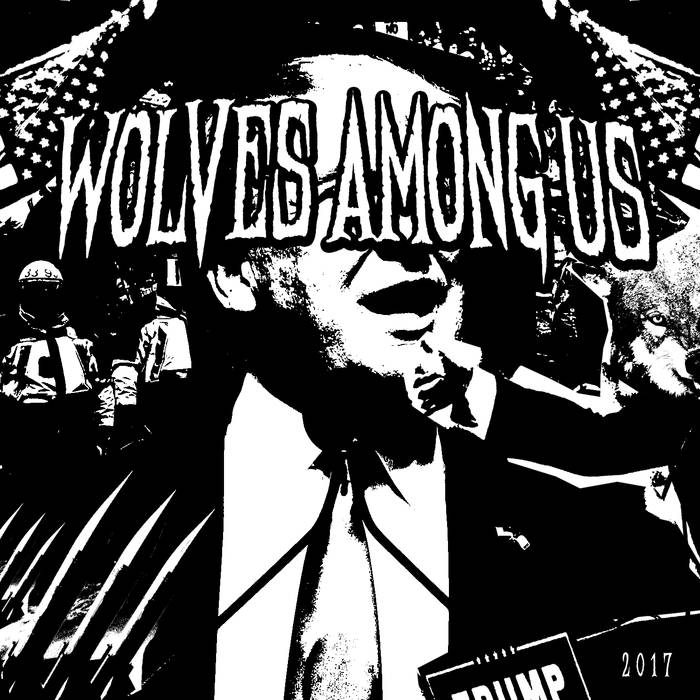 WOLVES AMONG US - Rough Cuts cover