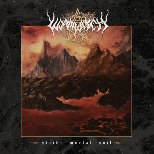 WORMWITCH - Strike Mortal Soil cover