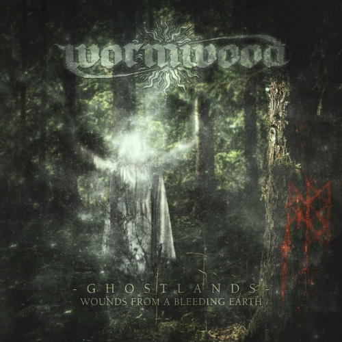 WORMWOOD - Ghostlands: Wounds from a Bleeding Earth cover
