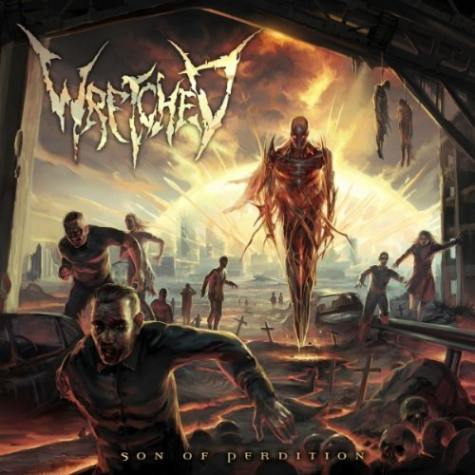WRETCHED - Son of Perdition cover