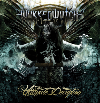 WYKKED WYTCH - The Ultimate Deception cover