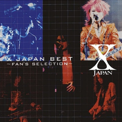 X JAPAN - X Japan - Best-Fan's Selection cover