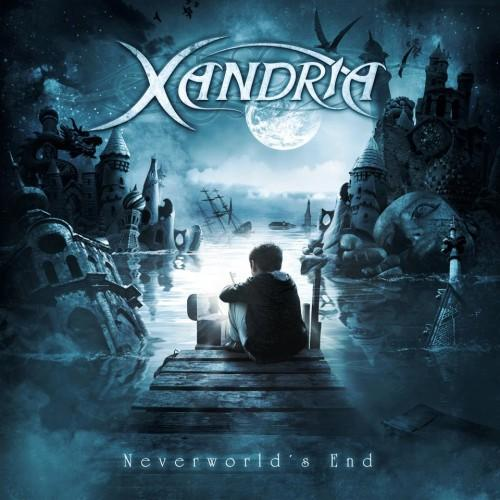 XANDRIA - Neverworld's End cover