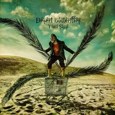 YOSSI SASSI - Desert Butterflies cover