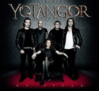 YOTANGOR - We Speak cover
