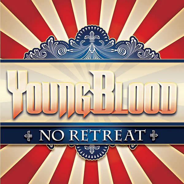 YOUNGBLOOD - No Retreat cover