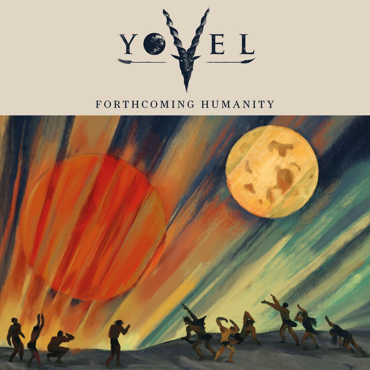YOVEL - Forthcoming Humanity cover
