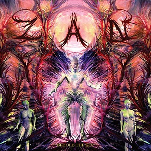 ZAN - Behold The Key cover