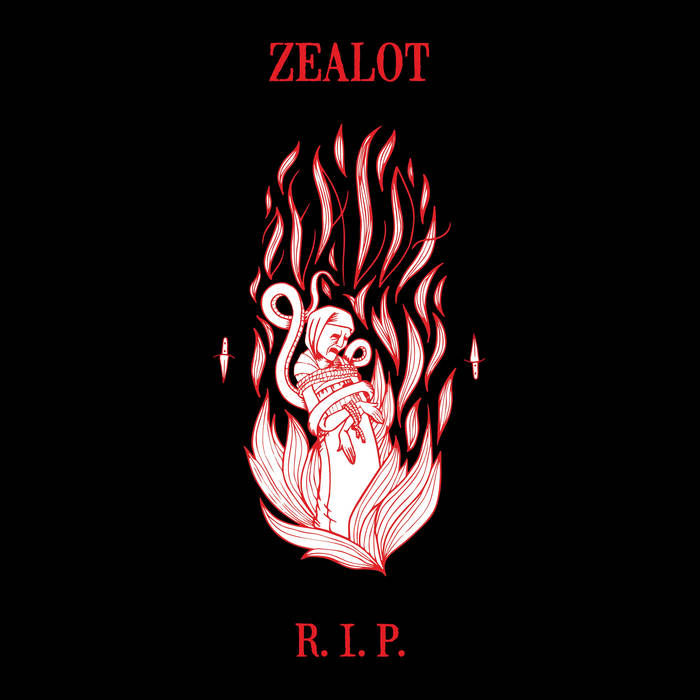 ZEALOT R.I.P. - Zealot R.I.P. cover