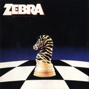 ZEBRA - No Tellin' Lies cover