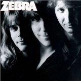 ZEBRA - Zebra cover