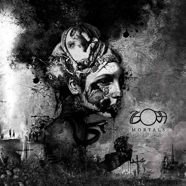 ZHORA - Mortals cover