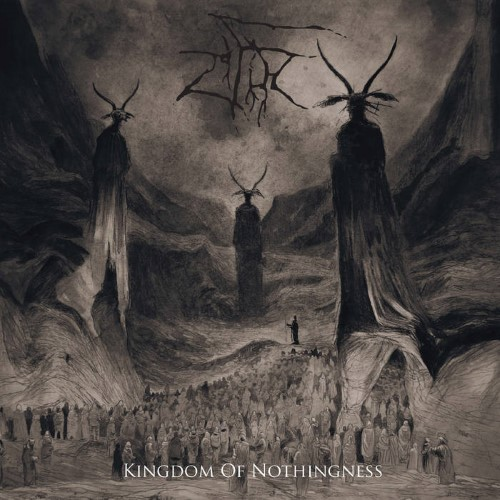 ZIFIR - Kingdom of Nothingness cover
