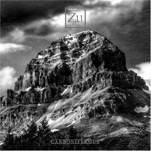 ZU - Carboniferous cover