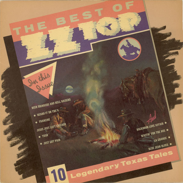 Zz top 10 legendary texas tales the best of zz top reviews - Zz top la grange drum cover ...