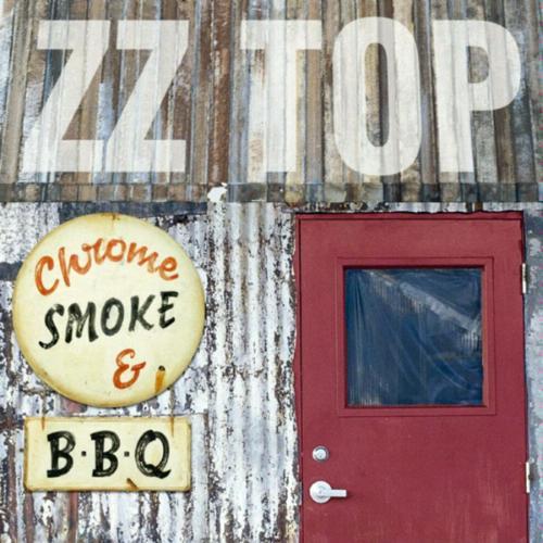ZZ TOP - Chrome, Smoke & BBQ cover