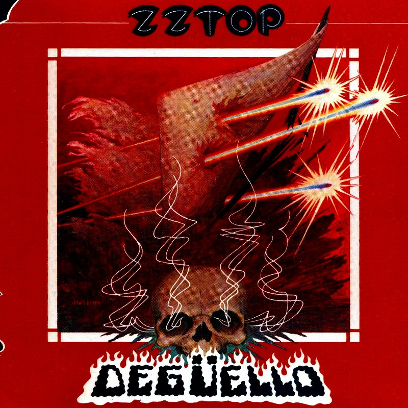 ZZ TOP - Degüello cover