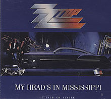 ZZ TOP - My Head's in Mississippi cover