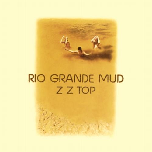 ZZ TOP - Rio Grande Mud cover
