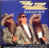 ZZ TOP - Rough Boy cover