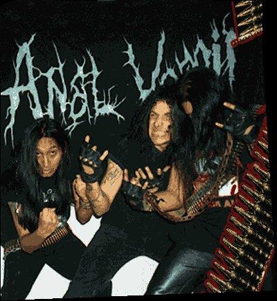 Anal Vomit Band