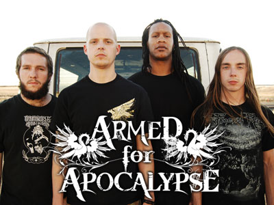 ARMED FOR APOCALYPSE picture