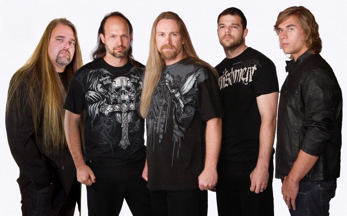 Artizan from left to right: Tom Braden (vocals), Shamus McConney (guitars), Ty Tammeus (drums), Jonathan Jennigs Jr. (bass), Steffen Robitzsch (guitars)