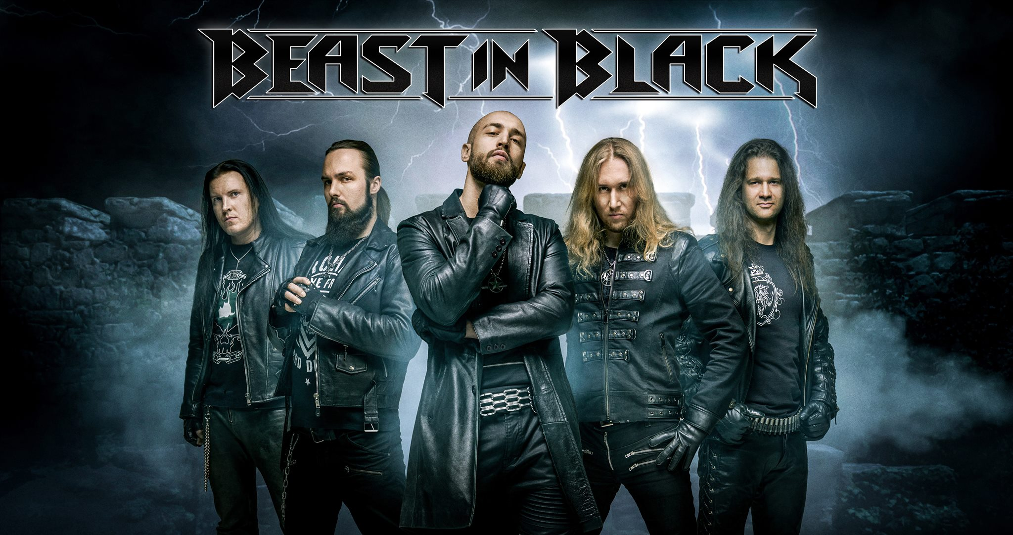 BEAST IN BLACK picture