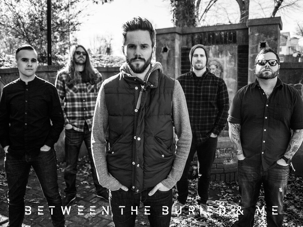 BETWEEN THE BURIED AND ME picture