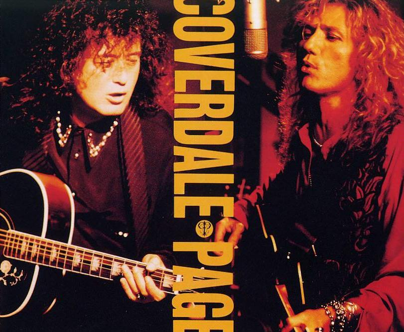 COVERDALE & PAGE picture