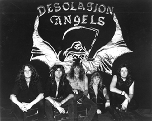 DESOLATION ANGELS picture
