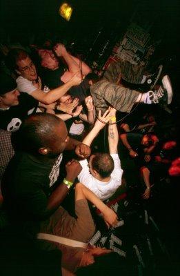 DISCORDANCE AXIS discography (top albums) and reviews