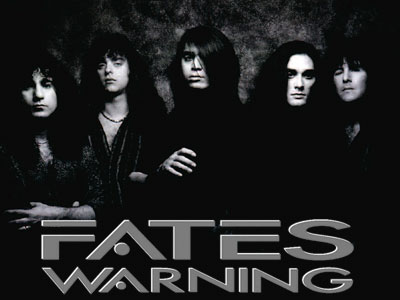 FATES WARNING picture