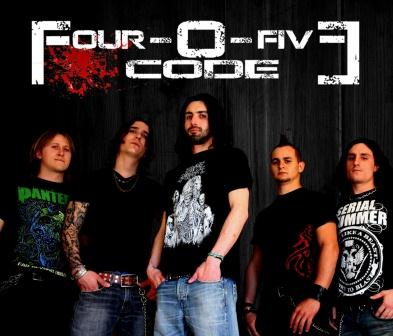 FOUR-O-FIVE CODE picture