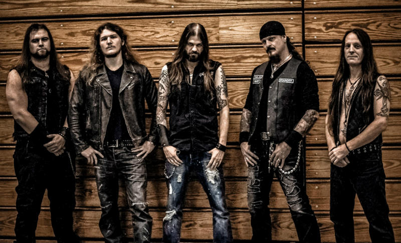 ICED EARTH picture