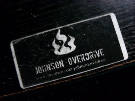 JOHNSON OVERDRIVE picture