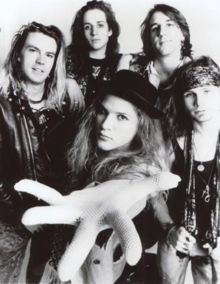 MOTHER LOVE BONE picture