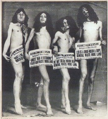 PINK FAIRIES picture