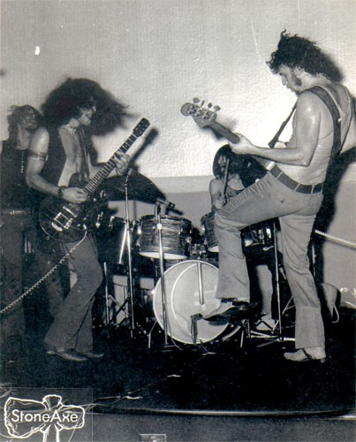 STONE AXE (TX) picture