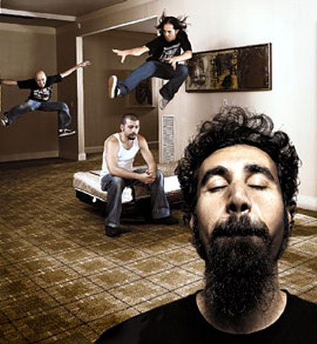 SYSTEM OF A DOWN picture